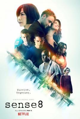 'Sense8' regresa con su segunda temporada
