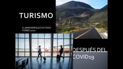 TURISMO DESPUÉS DEL COVID-19